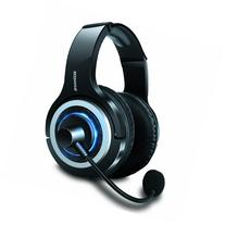 dreamGEAR PS4 Prime-Amplified, Wired Stereo Headset with