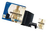 PlayStation 4 500GB Uncharted: The Nathan Drake Collection