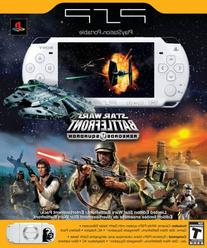 PlayStation Portable Limited Edition Star Wars Battlefront