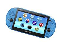 PlayStation Vita Wi-Fi model Aqua Blue  Japanese Ver. Japan