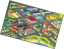 Kev & Cooper Playtime Collection Road Map Educational Area