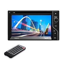 Upgraded Pyle Double Din Touchscreen | DVD CD Player |