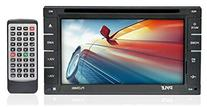 Pyle PLDN66I - 6.5-Inch Double DIN Touch Screen LCD Monitor