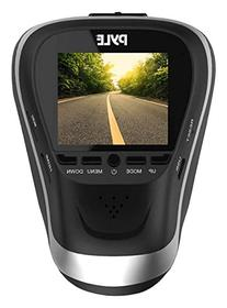 Pyle PLDVRCAM25 -1080p Dash Cam HD Dashboard Driving Camera