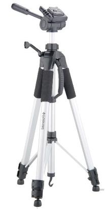Polaroid PLTRI72S 72-Inch Photo and Video ProPod Tripod