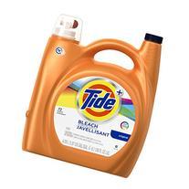 Tide Plus Bleach Alternative Liquid Laundry Detergent,
