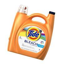 Tide Plus Bleach Alternative Liquid Laundry Detergent - 138