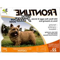 Frontline Plus Flea and Tick Control for Small Dogs 8 weeks