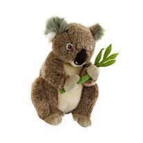 FAO Schwarz 13 inch Plush Koala Bear Gray