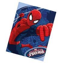"Spiderman 46"" x 60"" Plush Microfiber Throw"