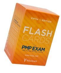 The Pmp Exam :  Flash Cards, Fifth Edition