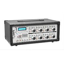 Pyle 8-Channel Bluetooth Audio PA Mixer  Powered System |