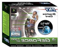 PNY Geforce 7300GT, 256MB DDR2 Pci-e .dvi + VGA + HDtv/s-