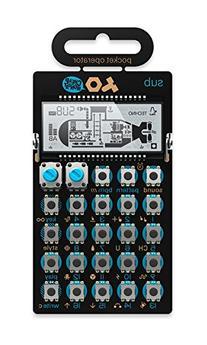 Teenage Engineering PO-14 Sub Pocket Operator Bass Line