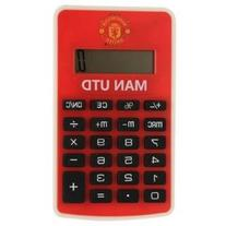 Team Pocket Calculator Man Utd
