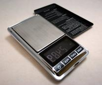300g x 0.01g Digital Pocket Scale with LCD Screen for