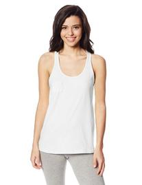 Soffe Juniors Pocket Tank, White, Small