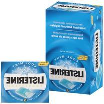 Listerine Pocket Paks Oral Care Breath Strips , Kills Germs