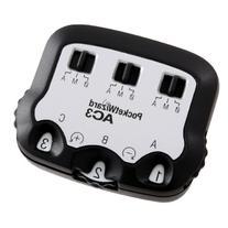 PocketWizard AC3 Flash Light Controller - Plastic