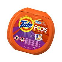 Tide PODS Laundry Detergent Pacs 57-load Tub