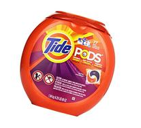 PODS Spring Meadow HE Turbo Laundry Detergent Pacs 77-load