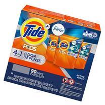 Tide PODS Plus Febreze Odor Defense Laundry Detergent