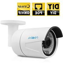 Reolink PoE Camera 4MP Super HD Home Security Outdoor Indoor