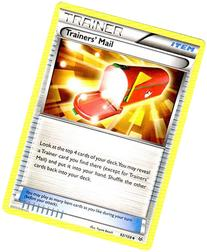 Pokemon - Trainers' Mail  - XY Roaring Skies