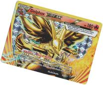 Pokemon - Delphox BREAK  - XY Fates Collide - Holo