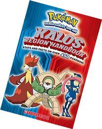 Pokemon: Kalos Region Handbook