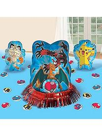 Pokemon 'Pikachu and Friends' Table Decorating Kit
