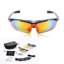 Wolfbike UV400 Cycling Glasses Mountain Bike MTB Sunglasses