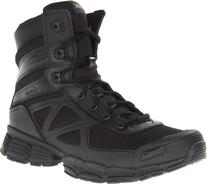 Police Boots Comfortable Snug Fit Slip Resistant Rubber