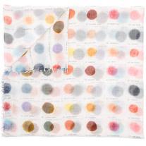 Faliero Sarti - polka-dot scarf - women - Silk/Modal - One