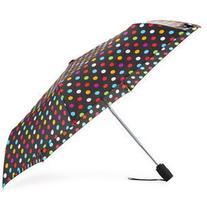 Shedrain Polka Dotted Auto-Open and Close Umbrella