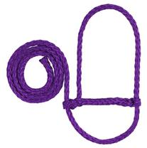 Weaver Leather Poly Rope Sheep Halter, Purple