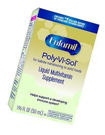 Enfamil Poly-Vi-Sol Multivitamin Supplement Drops for
