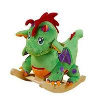 Poof the Lil' Dragon Rocker, Boy, Girl, Animals