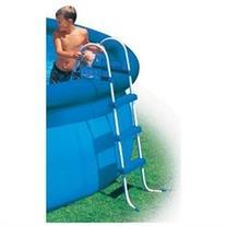 Intex Pool Ladder - 300 lb Load Capacity - Steel