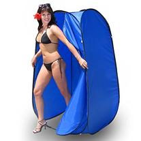 Pop-Up Room in a Bag Instant Portable Changing, Shower and