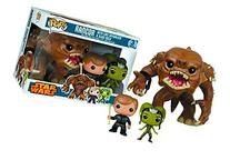 Pop! Star Wars: Rancor with Luke & Slave Oola Vinyl Figure 3