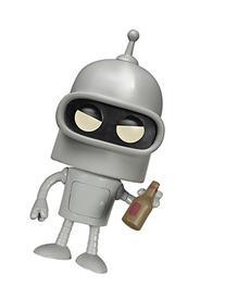 Funko POP TV: Futurama - Bender Action Figure