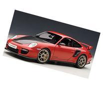 Porsche 911  GT2 RS Red 1/18 by Autoart 77964