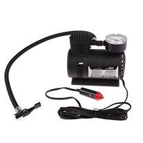 Vktech® Portable 12V Auto Car Electric Air Compressor Tire