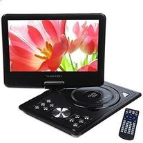 DBPOWER 9.5-Inch Portable DVD Player with Rechargeable