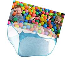 Children Kids Portable Hex Color Pit Ball Pool Outdoor