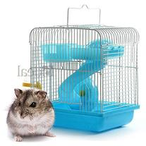Portable House Cage Set for Small Animal Hamster Gerbil