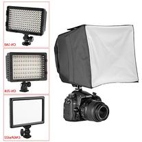 "Neewer 7""x 6""/17x15cm Portable Mini Small PRO LED"