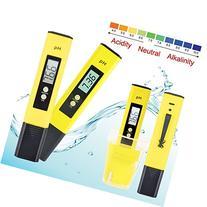 GOCHANGE Portable Digital PH Meter Tester Aquarium Pool