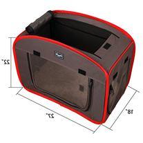 Petsfit 27x18x22 Portable Pop Open Cat Kennel,Cat Cage,Dog